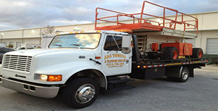 Heavy Duty J&S Towing services