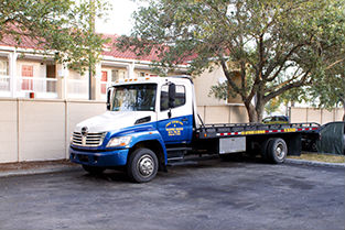 J&S Towing trucks
