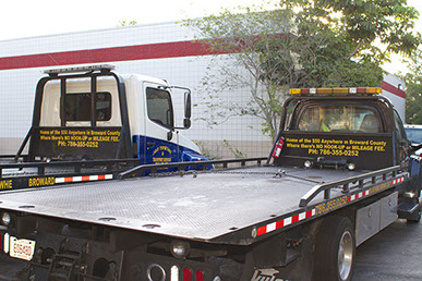 J&S Towing and Transport Services